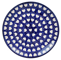 "8.5"" Salad Plate (Torrent of Hearts)"