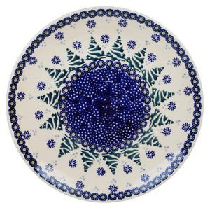 "8.5"" Salad Plate (Snowy Pines)"