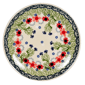 "8.5"" Salad Plate (Coral Garden)"