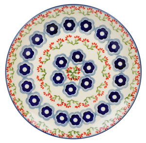 "8.5"" Salad Plate (Billowy Blossoms)"