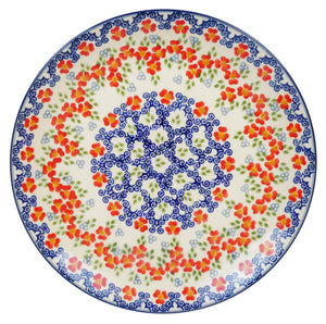"8.5"" Salad Plate (Ring Around the Rosie)"