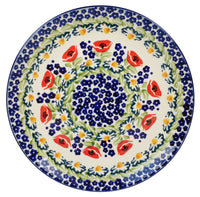 "8.5"" Salad Plate (Poppy Parade)"