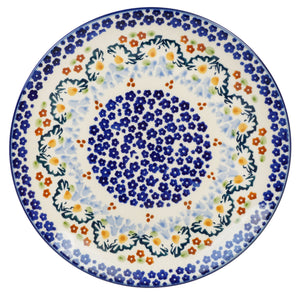 "8.5"" Salad Plate (Blue Bell Delight)"