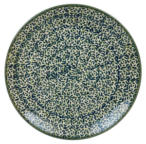 "8.5"" Salad Plate (Green Peace)"