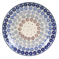 "8.5"" Salad Plate (Dusty Daisy Chain) 