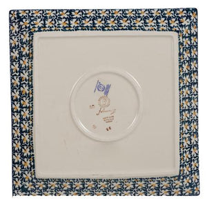 "11.25"" Square Dinner Plate (Irish Spring)"