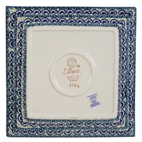 "9"" Square Salad Plate (Field of Dreams)"