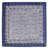 "9"" Square Salad Plate (Sea Foam) 