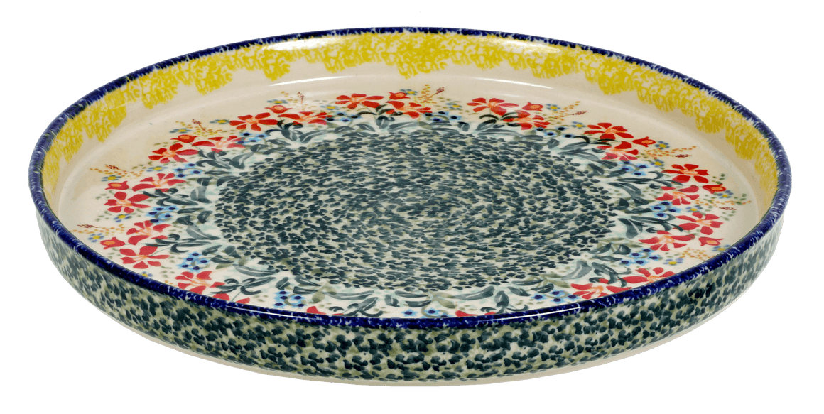 Round Tray (Sunshine Blossoms)