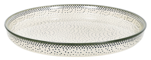 Round Tray (Misty Green)