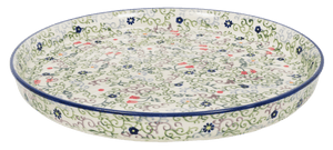 Round Tray (Field of Flowers)