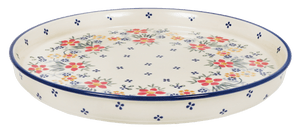 Round Tray (Fresh Flowers)