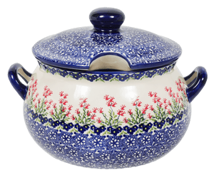 3 Liter Soup Tureen with Handle (Burning Thistle)