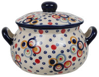 1 Liter Soup Tureen with Handles (Bubble Machine)