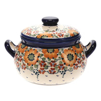 1 Liter Soup Tureen with Handles (Autumn Harvest)