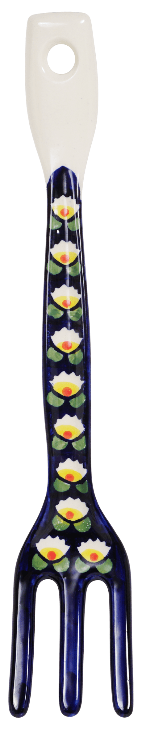 Serving Fork (Tulip Azul)