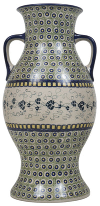 Large Vase w/handles (Ivy League) | W023S-IV