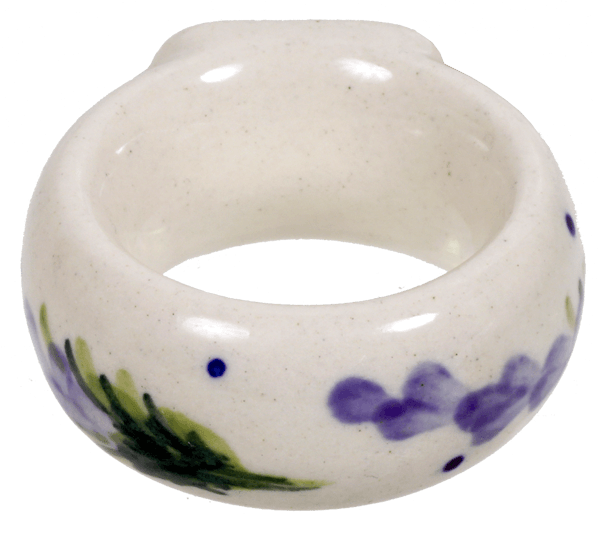 Napkin Ring (Lavender Fields)
