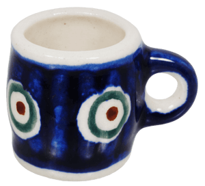 Miniature Beer Stein (Peacock in Line)