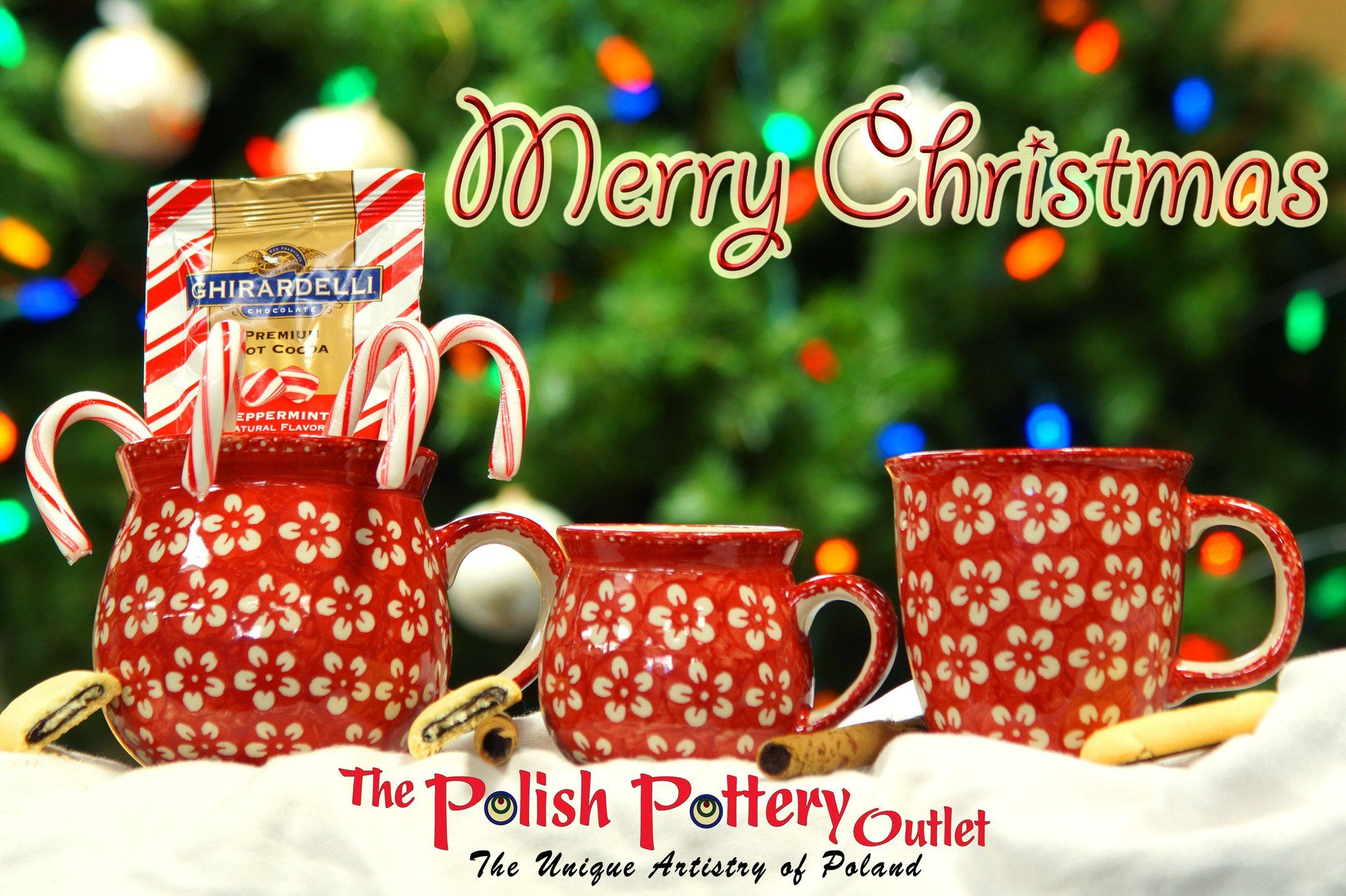 Christmas Gift Card The Polish Pottery Outlet