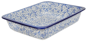 Deep Dish Lasagna Pan (English Blue)