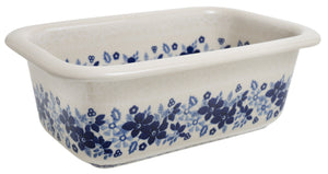 Bread Server (Duet in Blue & White)
