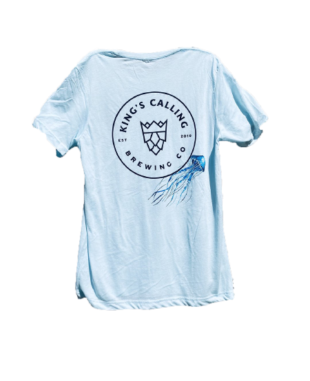 Kings Calling Collection: Ice Blue T-shirt