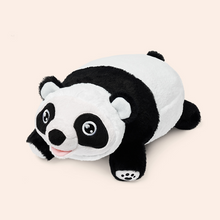 Load image into Gallery viewer, Panda Snuggle Glove Travel Pillow for Kids