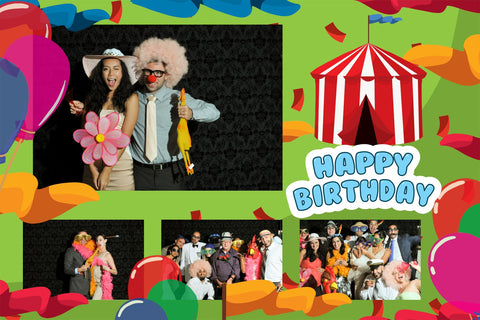 Children's Circus Birthday
