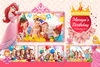 Children's Princess Birthday Template