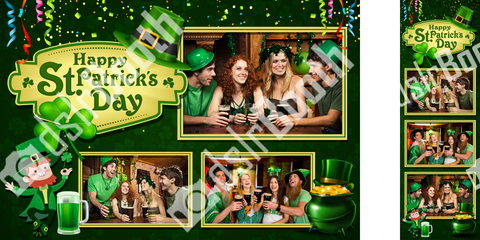 St. Patrick's Day Template