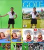 Magazine Cover Overlays