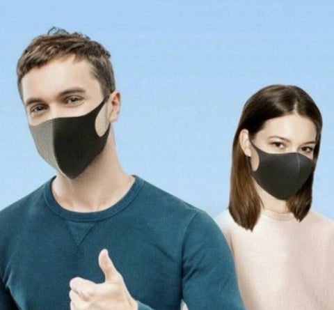 10 Pack Reusable Face Mask