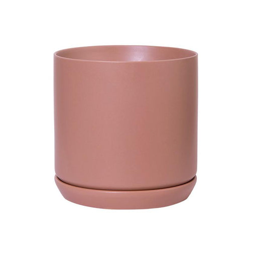 Large Oslo Planter - Dusty Rose