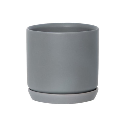 Large Oslo Planter - Grey