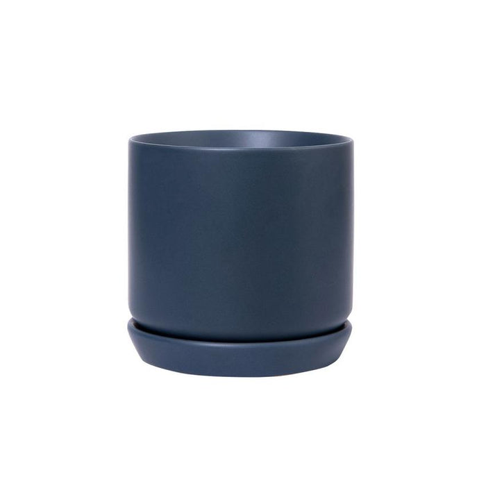 Medium Oslo Planter - Navy