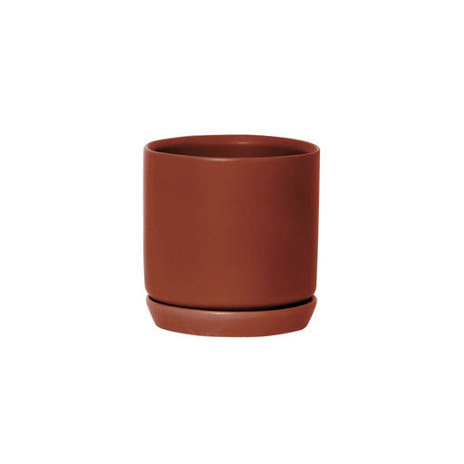 Small Oslo Planter - Brick