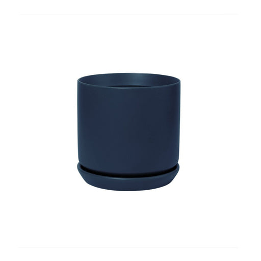 Small Oslo Planter - Navy