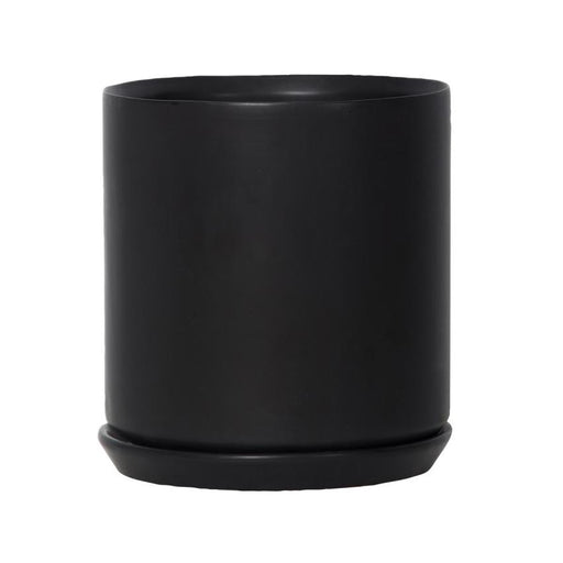 X-Large Oslo Planter - Black