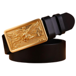 Ceinture de cowboy Gold Wilderness | Western-Avenue