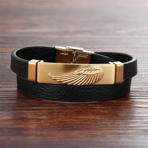 Bracelet Western Authentic Feather | Western-Avenue