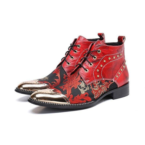 Bottines de Cowboy Billy The Kid | Western-Avenue