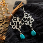Boucles d'oreilles Western Mary Lou | Western-Avenue