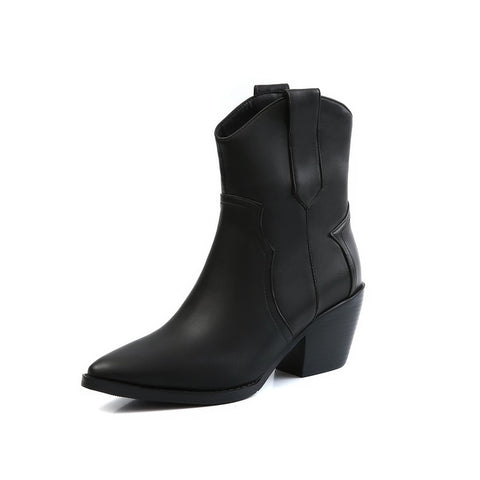 Bottines de Cowboy Saddle | Western-Avenue