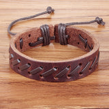 Bracelet Similicuir Braid | Western-Avenue