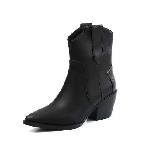 Bottes de Cowboy Dark Night | Western-Avenue