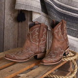 Bottines de Cowboy Hillbilly - Western-Avenue