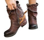 Bottines de Cowboy Bluegrass - Western-Avenue