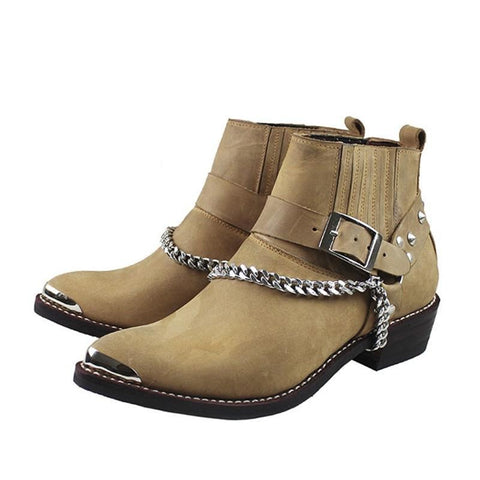 Bottines de Cowboy Buffallo | Western-Avenue