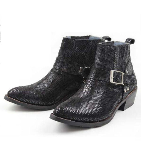 Bottines de Cowboy Jesse James | Western-Avenue